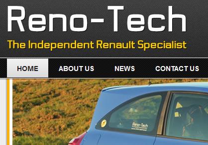 Reno-Tech logo