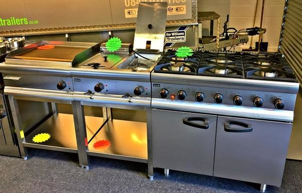 CR Cooling & Catering Equipment